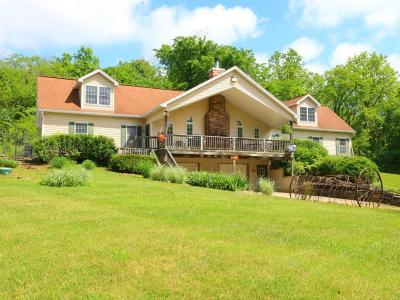Brown County Single Family Home For Sale: 6029 St Rt 505