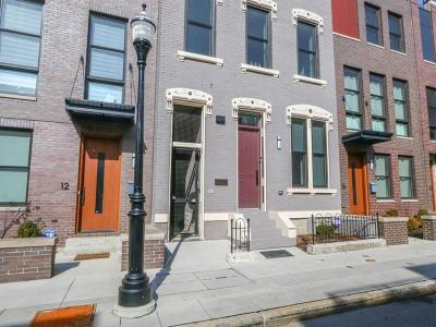 Cincinnati Condo/Townhouse For Sale: 14 Mercer Street #2