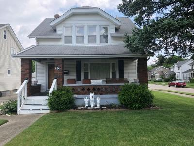 Hamilton Single Family Home For Sale: 600 Elaine Avenue