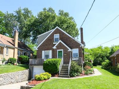 Cincinnati Single Family Home For Sale: 3065 S Hegry Circle