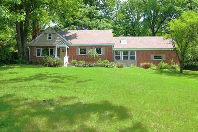 Cincinnati Single Family Home For Sale: 6566 Stewart Road