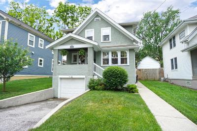 Cincinnati Single Family Home For Sale: 2897 Minto Avenue