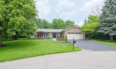 West Chester Single Family Home For Sale: 7190 Fox Plum Drive