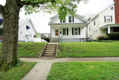 Hamilton Single Family Home For Sale: 929 Park Avenue