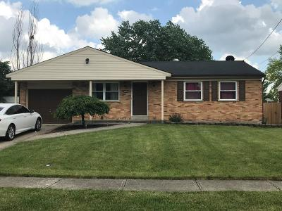 Colerain Twp Single Family Home For Sale: 11342 Templeton Drive