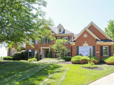 Liberty Twp Single Family Home For Sale: 5125 Mountview Court