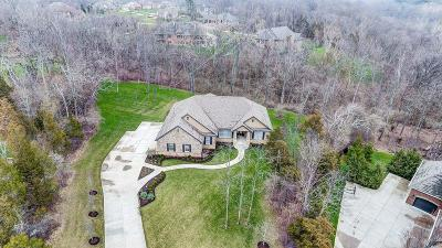 Warren County Single Family Home For Sale: 856 Willow Oak Court