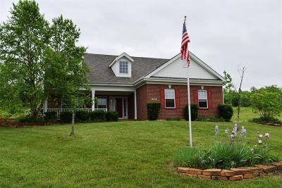 Hamilton Single Family Home For Sale: 1202 Barbary Drive