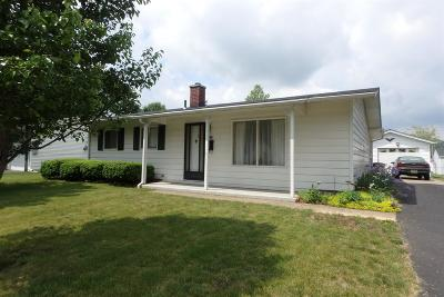 Harrison OH Single Family Home For Sale: $84,900