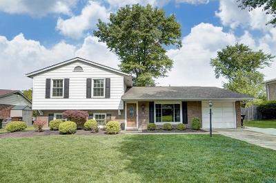 Cincinnati Single Family Home For Sale: 5732 Walkerton Drive