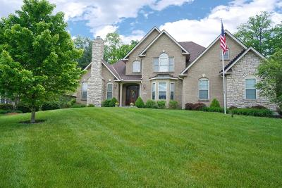 Butler County Single Family Home For Sale: 10028 Indian Walk Drive