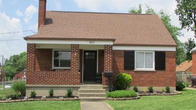 Cincinnati Single Family Home For Sale: 8271 Lyness Drive
