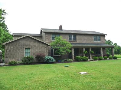 Warren County Single Family Home For Sale: 8348 McCulley Lane