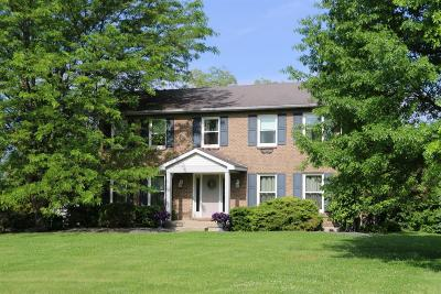 Cincinnati Single Family Home For Sale: 10109 Spiritknoll Lane