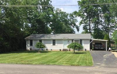 Blue Ash Single Family Home For Sale: 4910 Bell Avenue