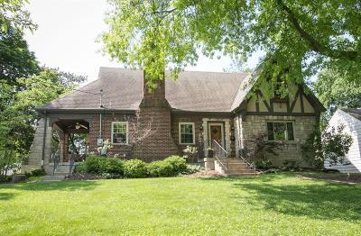 Hamilton County Single Family Home For Sale: 2541 Ridgecliff Avenue