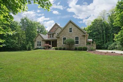 Warren County Single Family Home For Sale: 3559 Golden Fox Trail