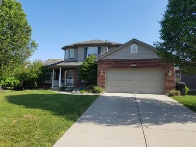 Fairfield Single Family Home For Sale: 6242 Green Knoll Circle