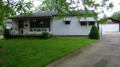 Hamilton Single Family Home For Sale: 28 Gregory Court