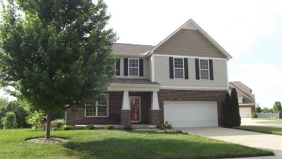 West Chester Single Family Home For Sale: 7953 Spring Garden Court