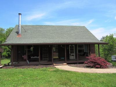 Lawrenceburg Single Family Home For Sale: 856 Hickory Road