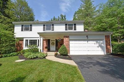 Single Family Home For Sale: 134 Windingbrook Lane