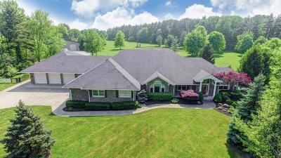 Liberty Twp Single Family Home For Sale: 7993 Green Lake Drive