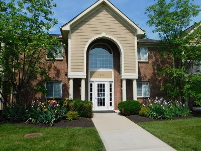West Chester Condo/Townhouse For Sale: 7335 Chatham Court #F