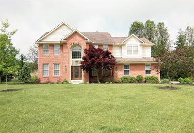 Hamilton Single Family Home For Sale: 1174 Beargrass Way