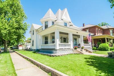 Preble County Single Family Home For Sale: 600 E Main Street
