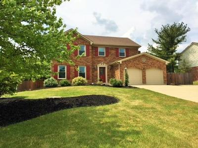 West Chester Single Family Home For Sale: 7727 Wethersfield Drive