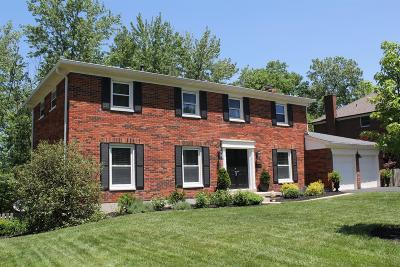 Hamilton County Single Family Home For Sale: 10134 Crosier Lane