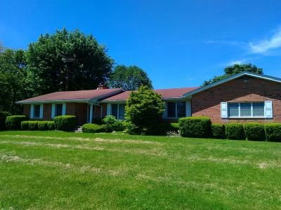 Hamilton Farm For Sale: 5431 State Road