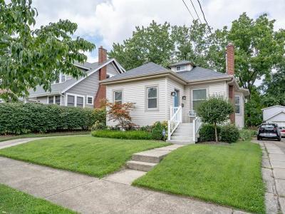 Hamilton County Single Family Home For Sale: 3542 Saybrook Avenue