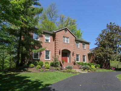 West Chester Single Family Home For Sale: 7826 Hickory Hill Lane