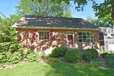 Single Family Home For Sale: 3712 Pocahontas Avenue