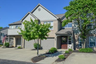 Butler County Condo/Townhouse For Sale: 9941 Edgewood Lane #C