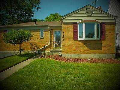Hamilton Single Family Home For Sale: 723 Millikin Street