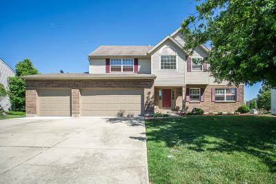 West Chester Single Family Home For Sale: 7330 Glenn Farms Drive