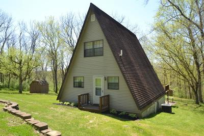 Brown County Single Family Home For Sale: 2095 Three Mile Creek Road