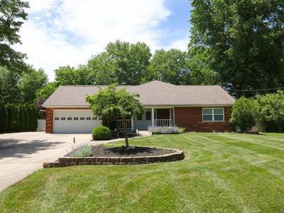 Hamilton County Single Family Home For Sale: 11623 Kosine Drive