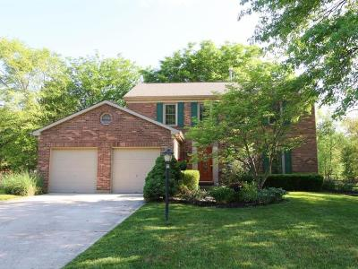 West Chester Single Family Home For Sale: 8322 Shadyside Drive