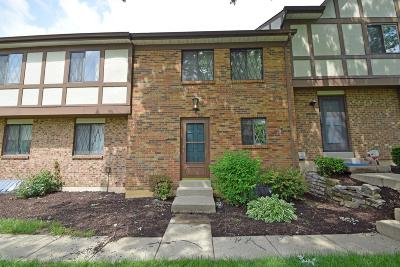 West Chester Condo/Townhouse For Sale: 7650 Berkshire Court