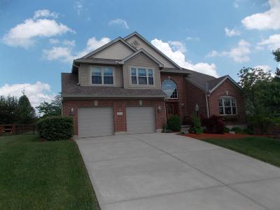 Hamilton County Single Family Home For Sale: 4770 Highland Oaks Drive