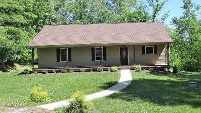 Clermont County Single Family Home For Sale: 1597 St Rt 232