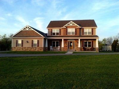 Delhi Twp Single Family Home For Sale: 6111 Rapid Run Road