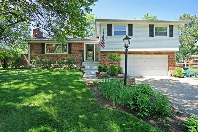 Hamilton County Single Family Home For Sale: 6724 Miami Hills Drive