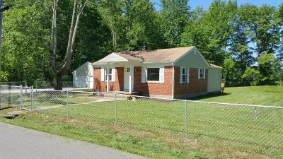 Clermont County Single Family Home For Sale: 2613 Spring Street