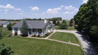 Highland County Single Family Home For Sale: 4747 Mt Washington Road