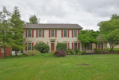 Hamilton County Single Family Home For Sale: 1202 Firewood Drive